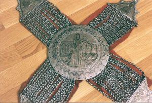 Σαβατλίδικο μεσολογγίτικο κιουστέκι Παντελή Μοσχόπουλου 19ου αιώνος